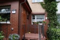 Dom w zabudowie szeregowej – dzielnica Świnoujście-Warszów