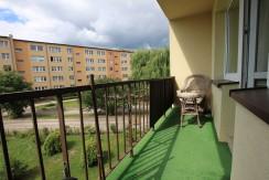 Mieszkanie 2 pokojowe z balkonem-REZERWACJA