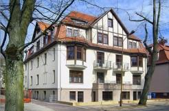 Apartament z antresolą i m.parkingowym- strefa nadmorska