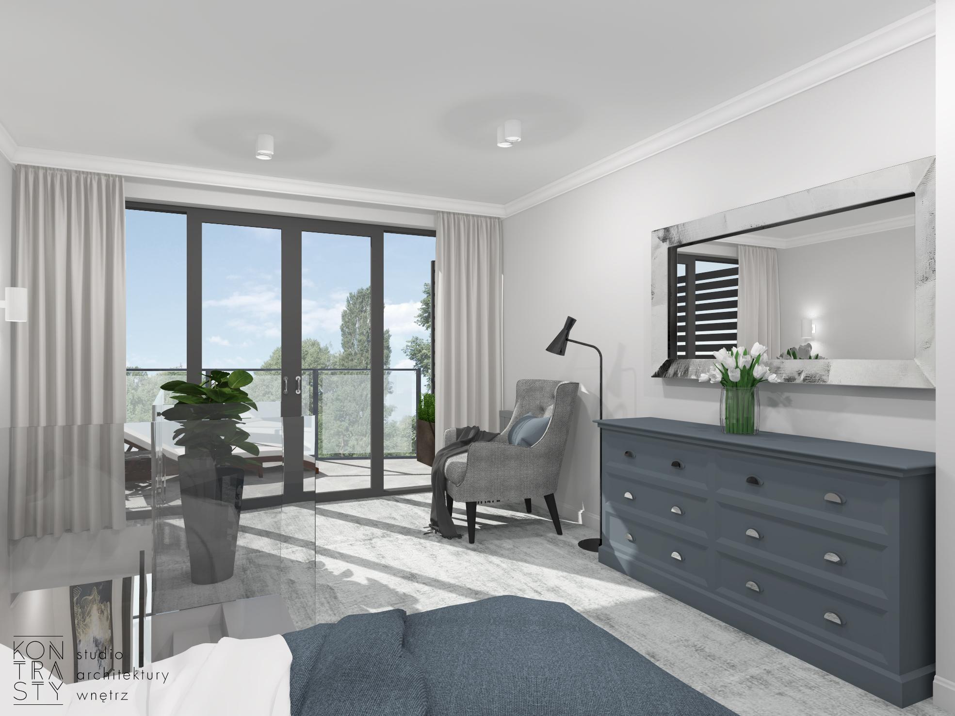 Apartament z widokiem na morze w nowej inwestycji-ApartPark