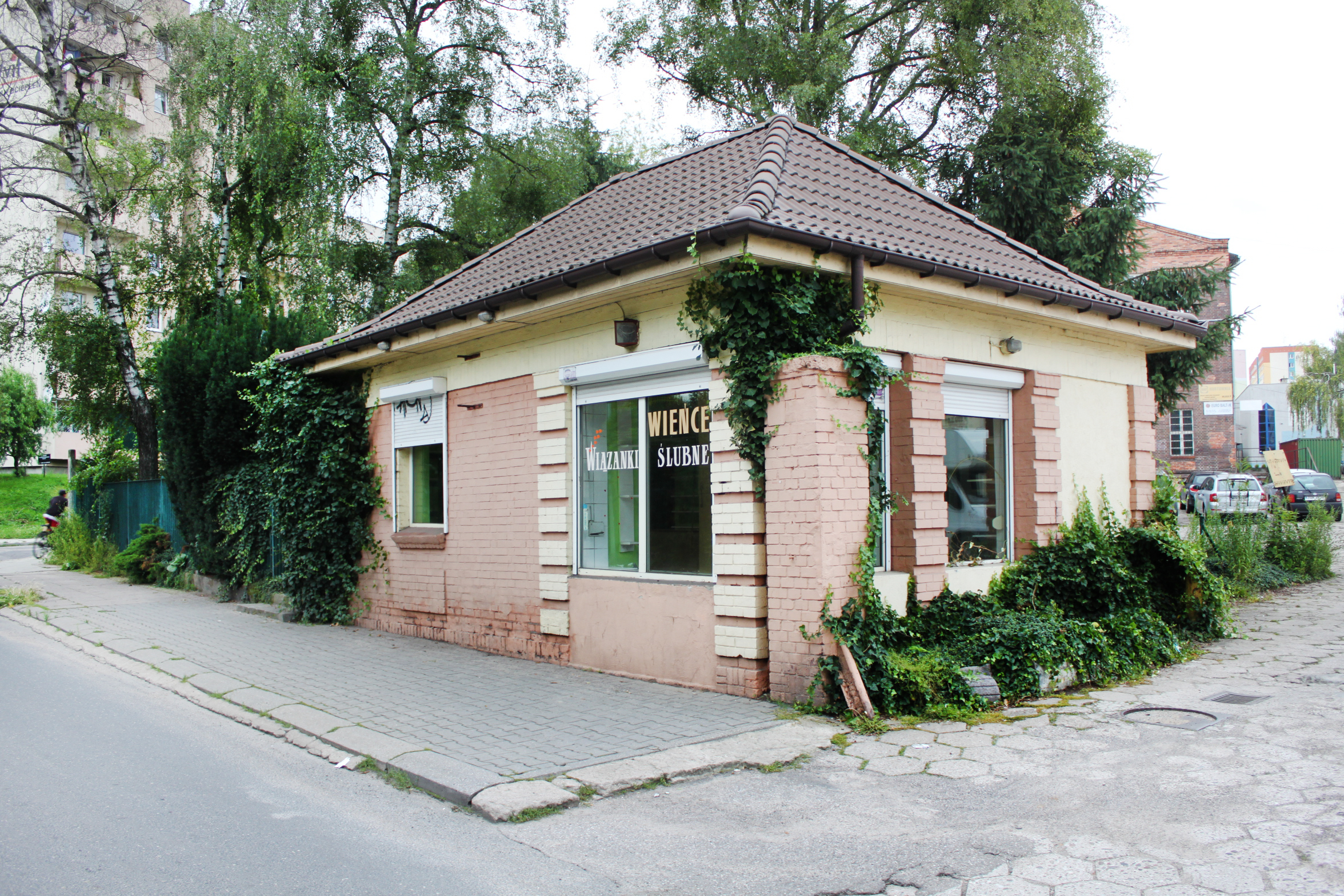 Niezależny budynek z duża działką – Szczecin/Niebuszewo