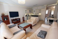 Komfortowy  apartament z dwoma sypialniami