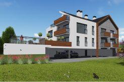 Nowy budynek – mieszkanie 3 pokojowe
