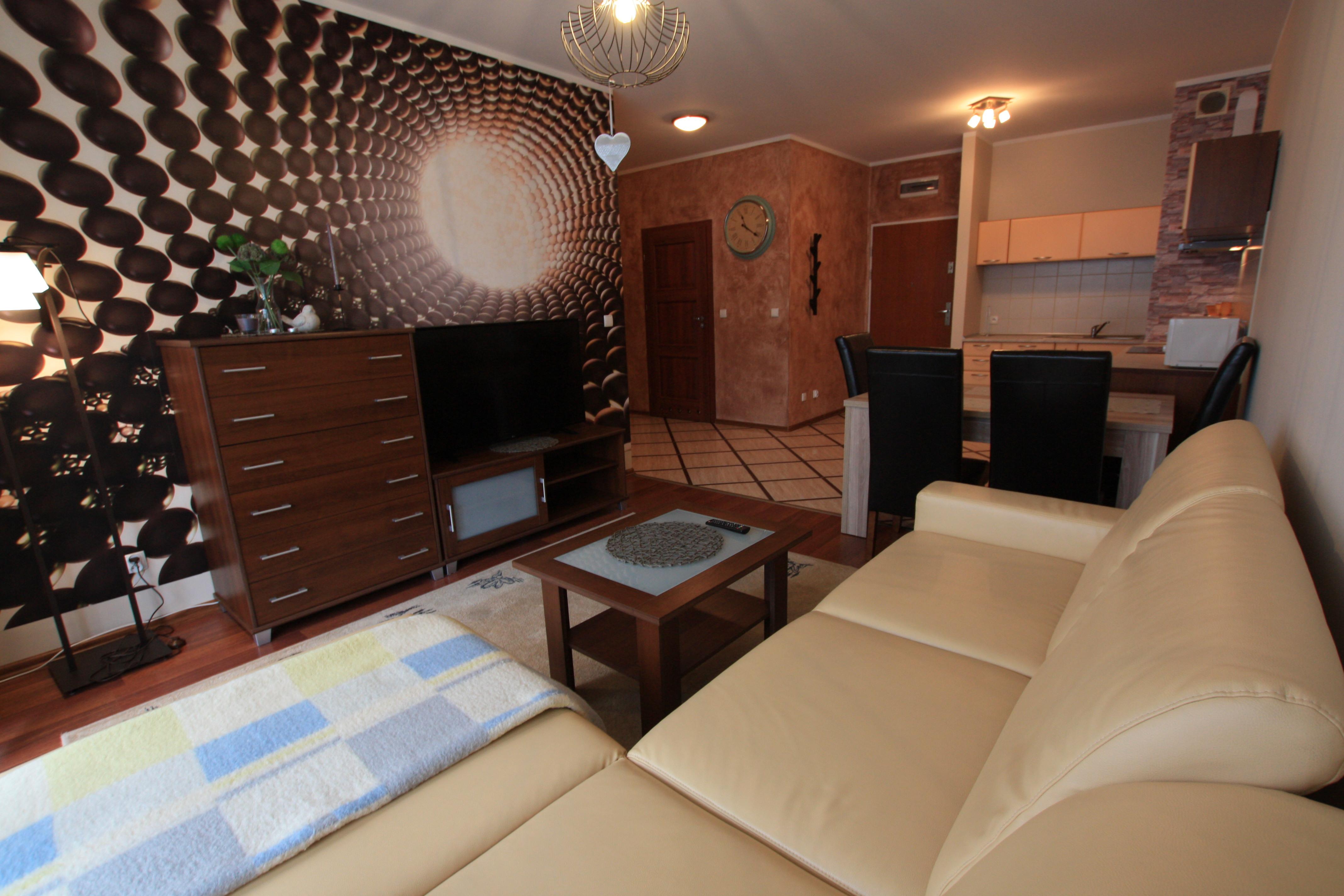 Mieszkanie 2-pokojowe-PLATAN-WYNAJĘTE