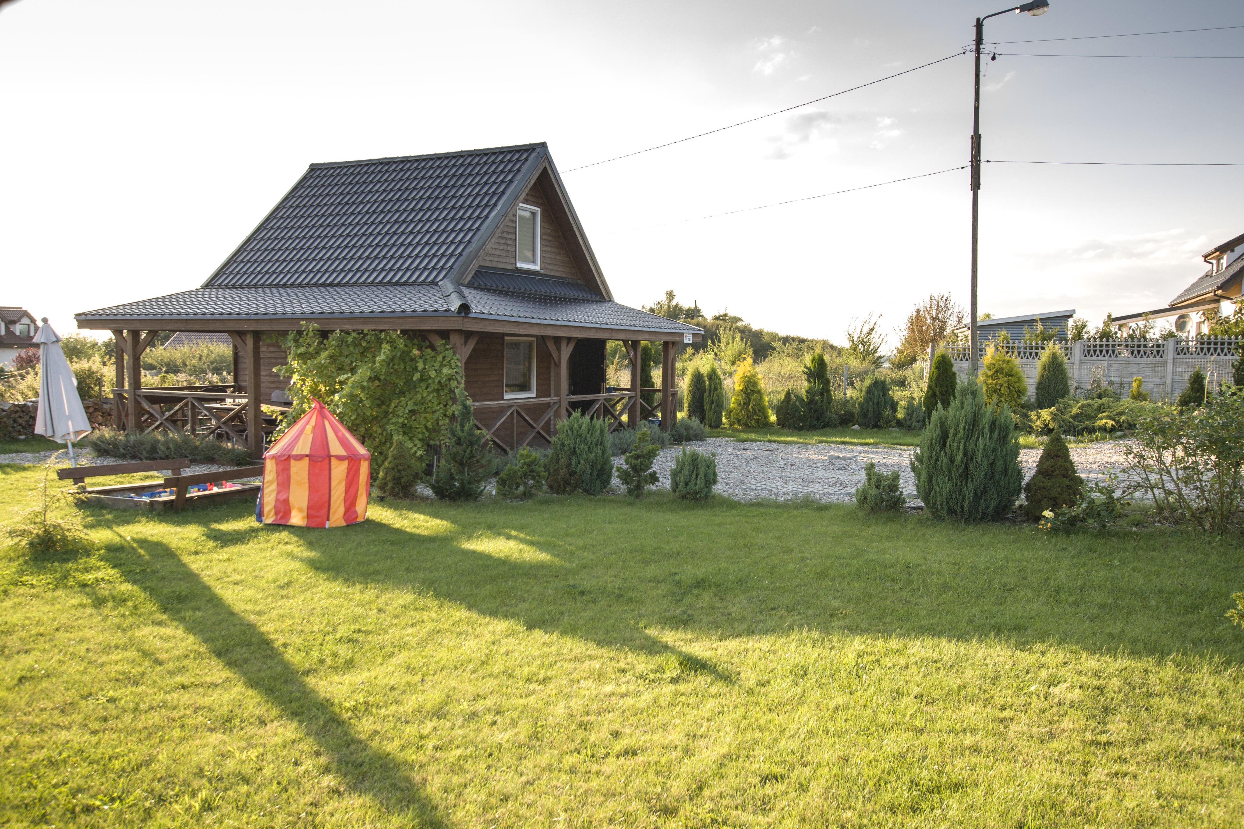 Dom rekreacyjny w malowniczym Lubiniu