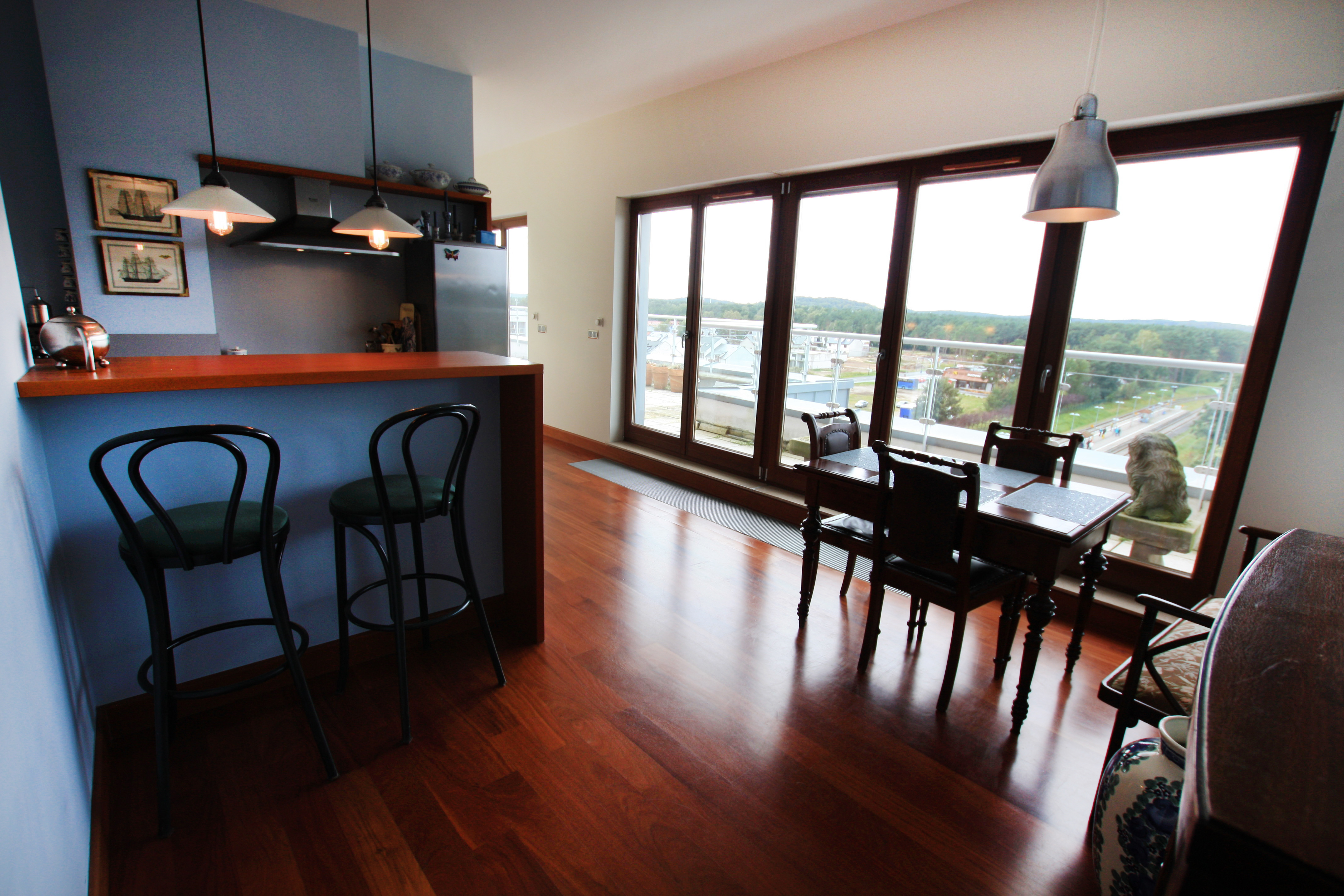 Komfortowe mieszkanie 3 pokojowe-Platan
