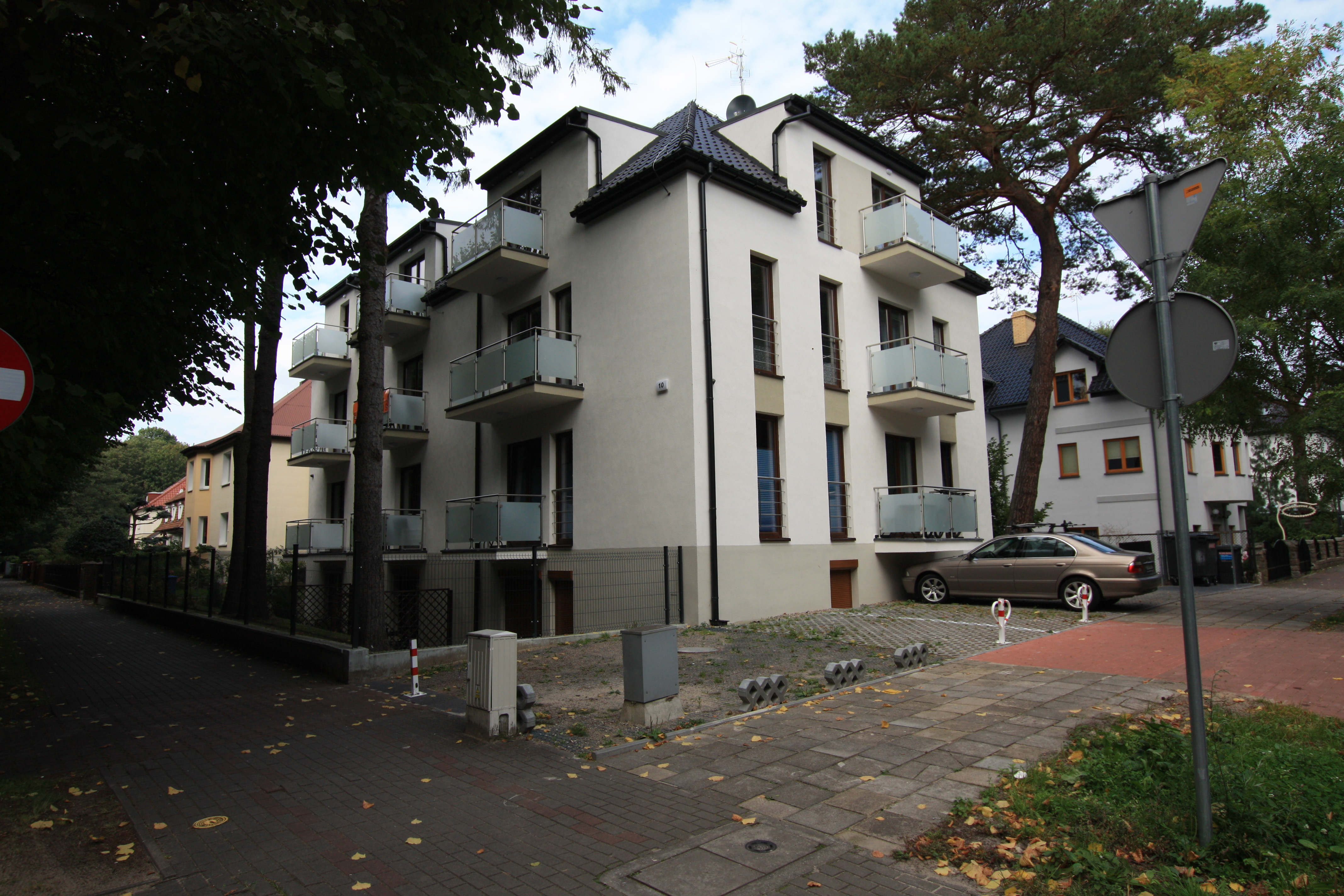 Apartament – 50 metrów od Promenady