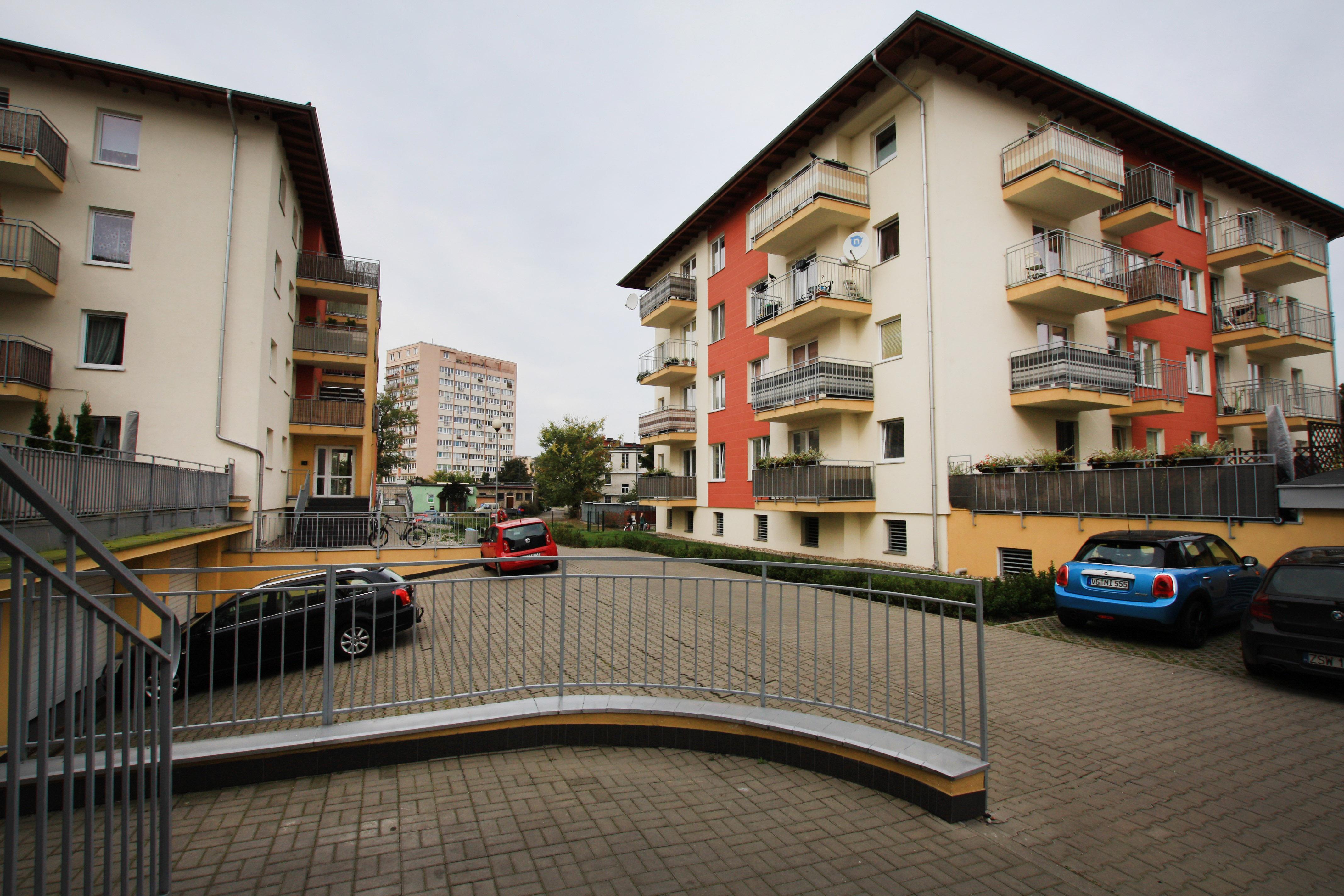 Mieszkanie 3-pokojowe z ogródkiem