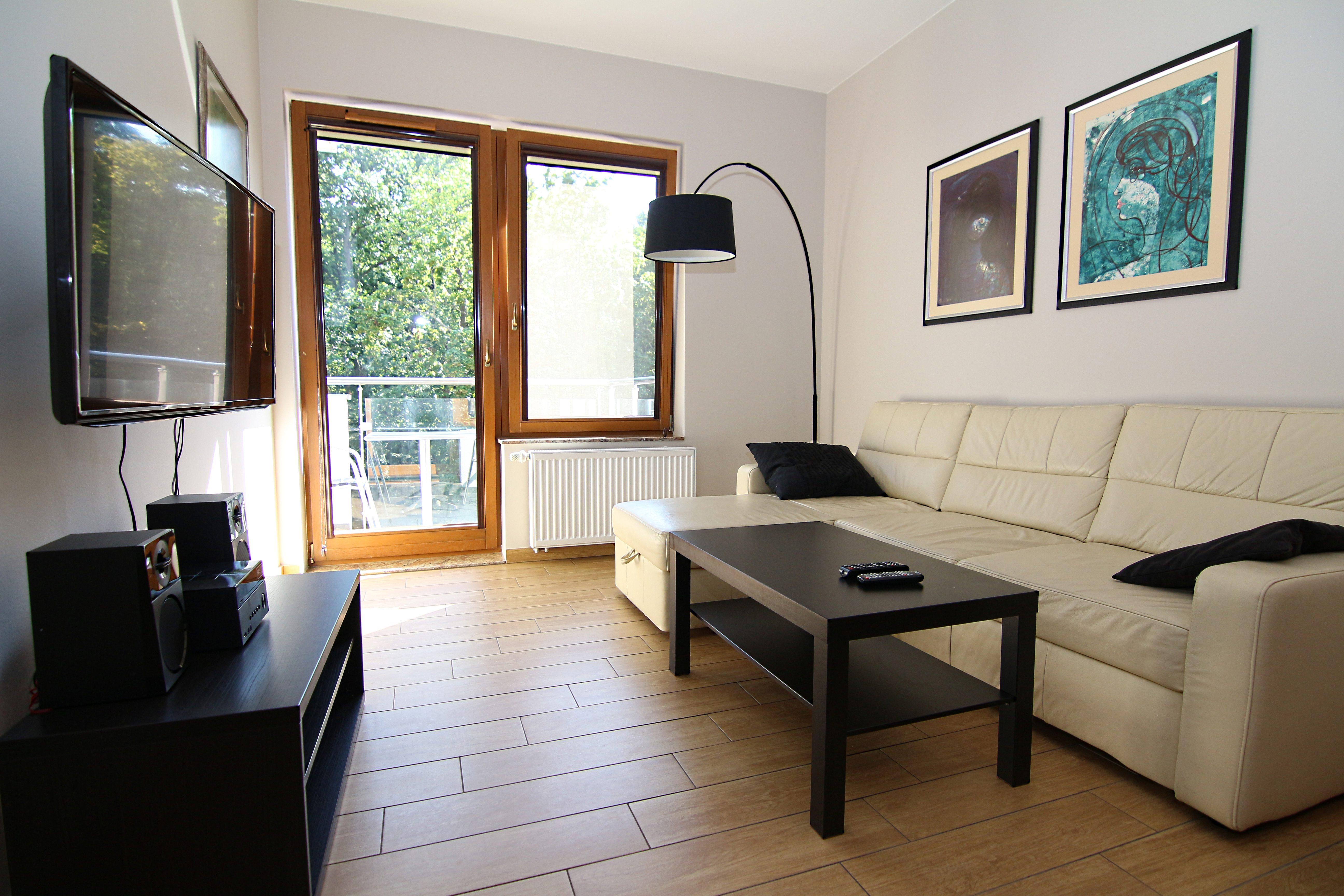 Apartament w dzielnicy nadmorskiej