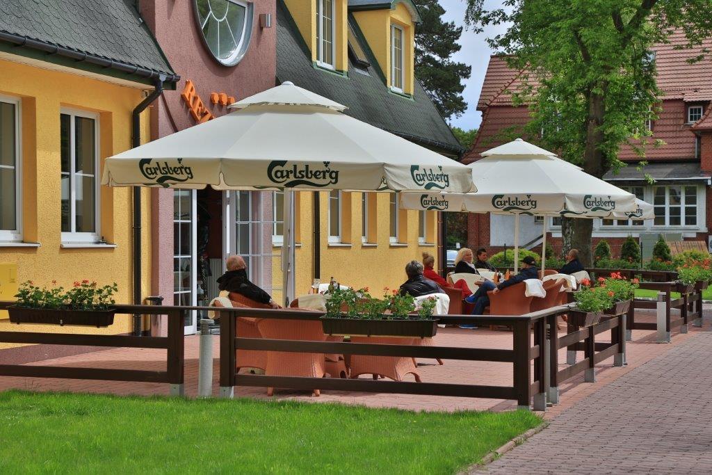 Hotel w centrum Świnoujścia- możliwość rozbudowy