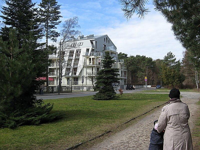 Apartament z tarasem przy Promenadzie