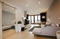 Wyjątkowe mieszkanie trzypokojowe-Platan