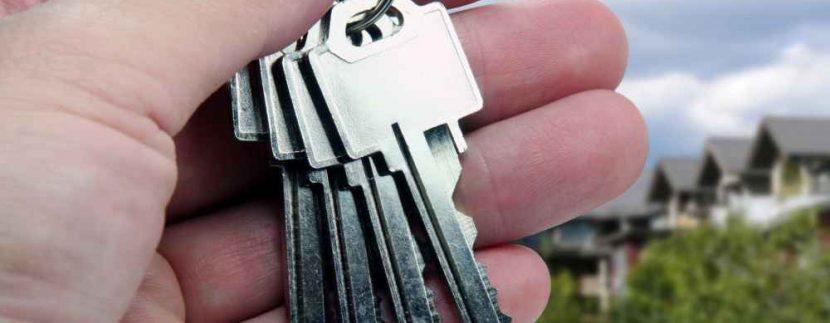 dom na sprzedaż klucze