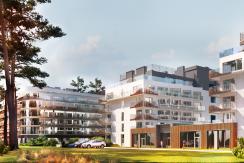 Apartament w pierwszej linii zabudowy z 23% VAT