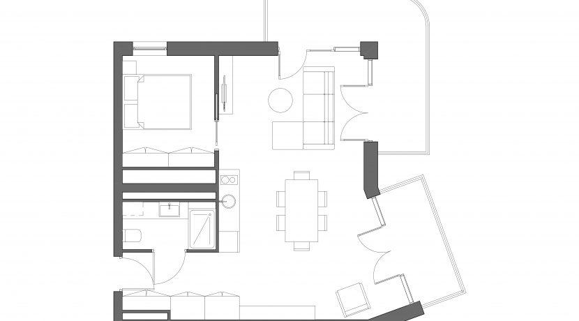 apartament 115,215,315