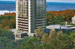 Apartament z widokiem na morze w nowej inwestycji SPRZEDANY