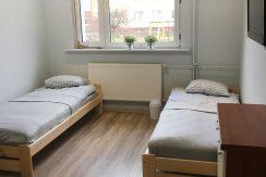 Mieszkanie dla pracowników firm- pokoje