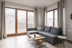 Duże mieszkanie 2-pokojowe oś. Platan – REZERWACJA
