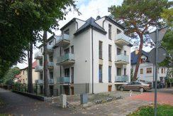Apartament w stylowej, odrestaurowanej willi, 50 metrów  od Promenady