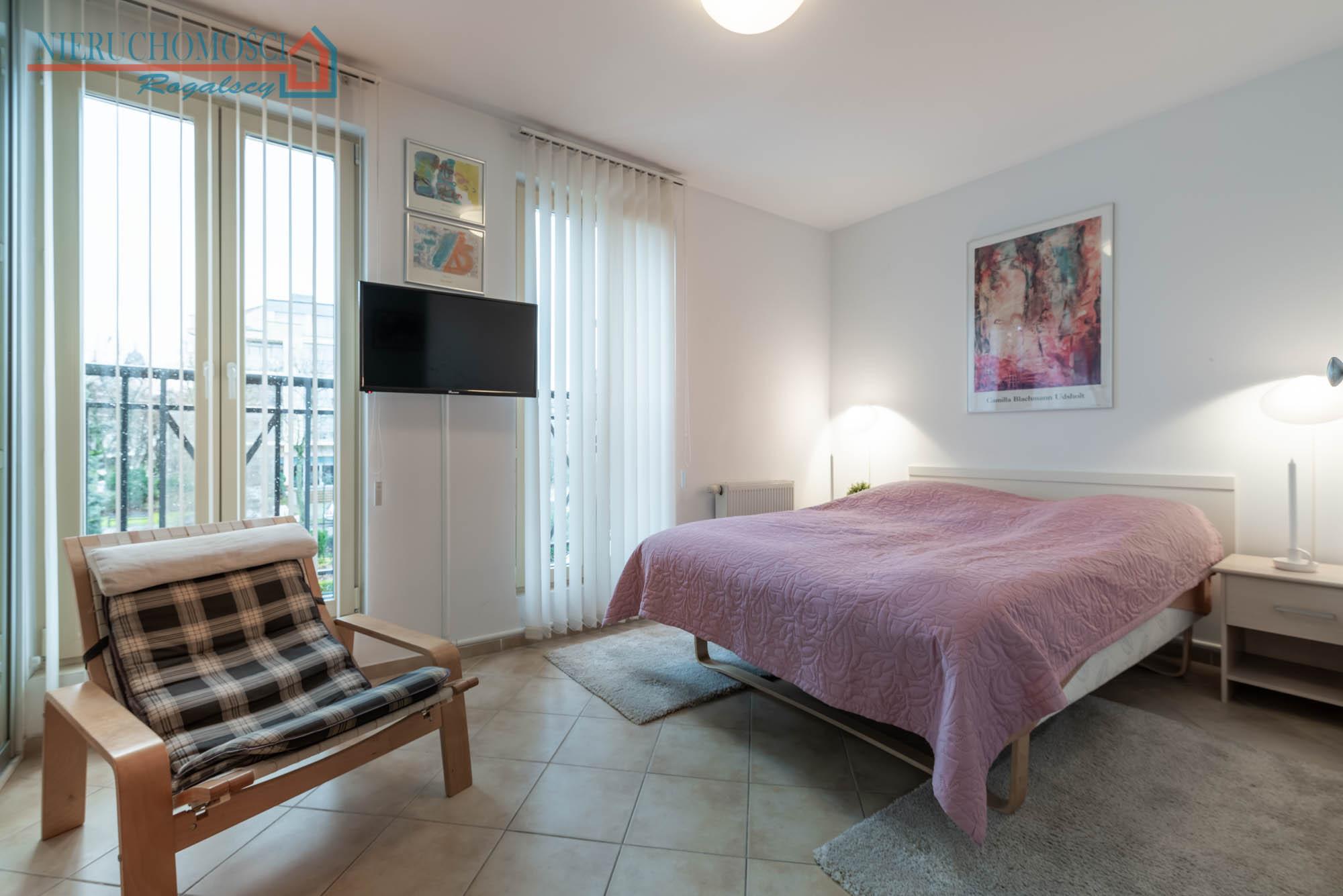 Apartament 2-pokojowy przy promenadzie