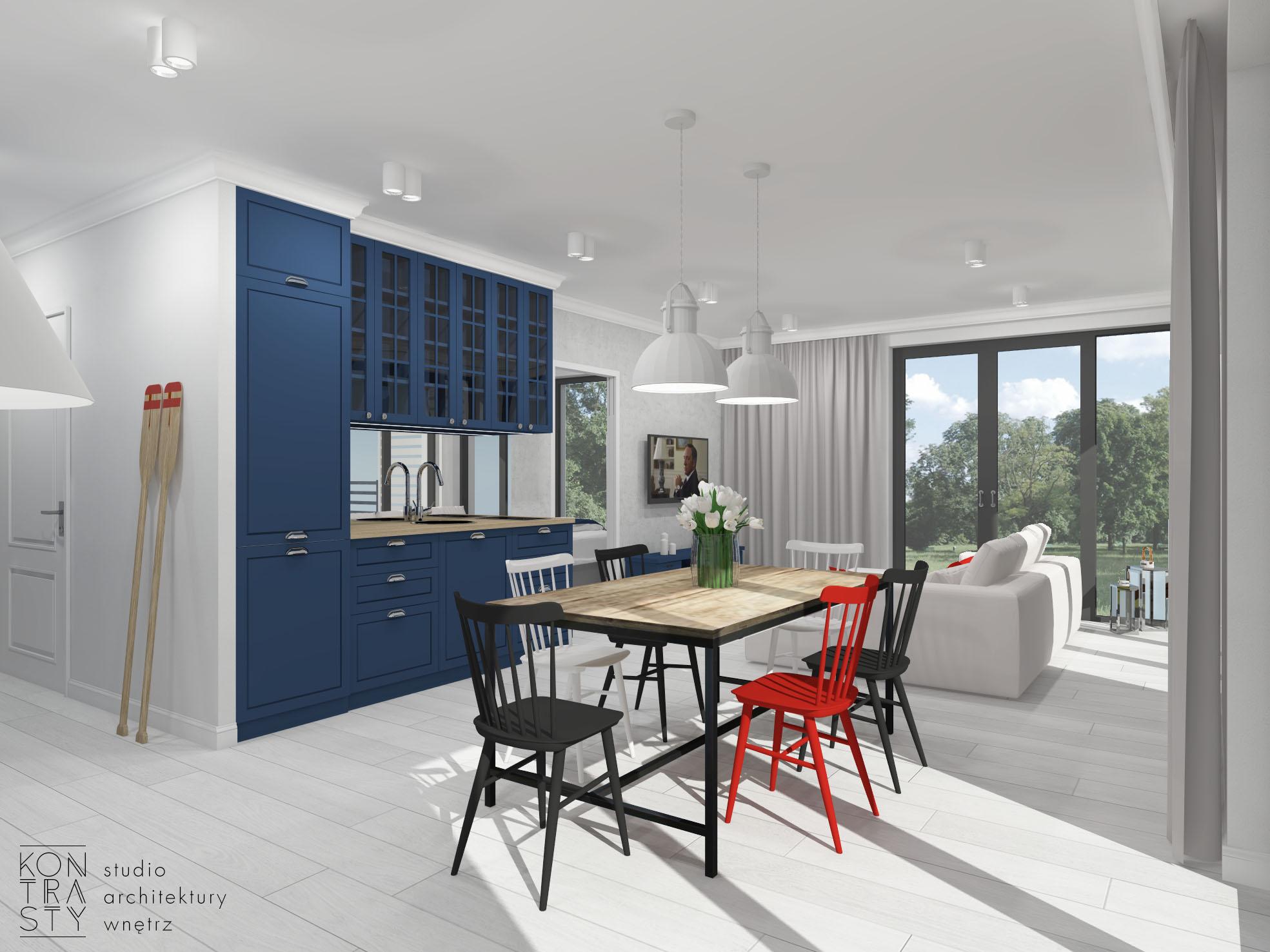 Nowy apartament 2-pokojowy 50 metrów od plaży