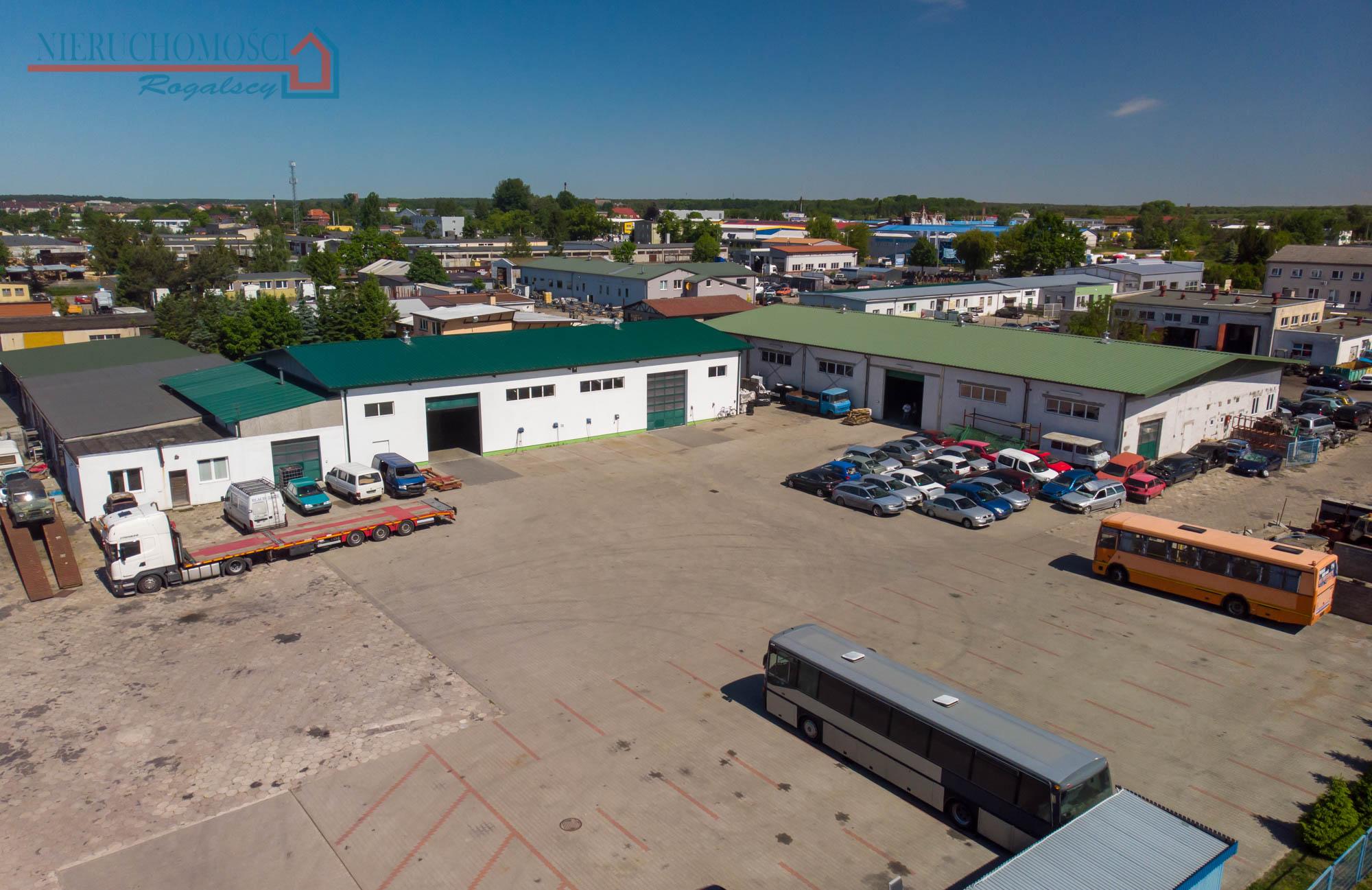 Budynek produkcyjny z halą magazynową – GOLENIÓW
