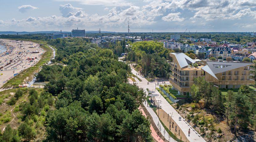Bałtycki panorama