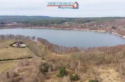 Działka rekreacyjna przy Jeziorze Domysłowskim – REZERWACJA
