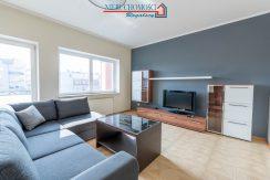 Duże mieszkanie w centrum – 3 pokoje